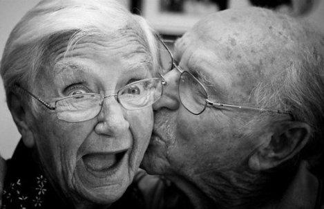 Velho apaixonado