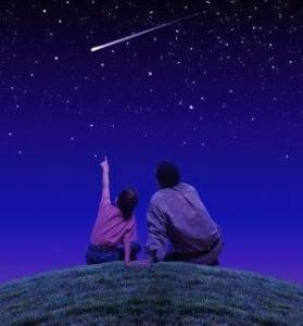 escrito estrelas